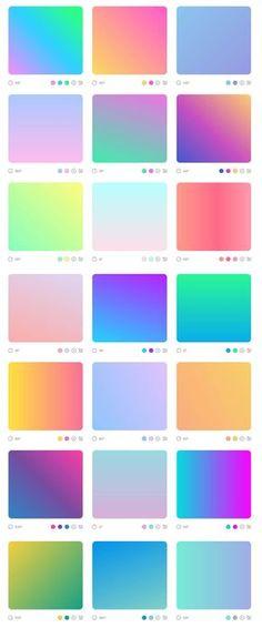 Grabient は、ウェブサイトやグラフィックデザインに利用したくなる美しいグラデーションカラーを現在21種類揃え、お好みで色をカスタマイズ、作成できる無料の配色作成ツールです。ボタンをクリックするだけで、Internet Explorer や Chrome などクロスブラウザ対応のCSS3コードをコピペできます。