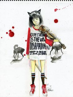 Disappointment - Lora Zombie