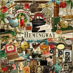 Raspberry Road Designs: Search results for hemingway