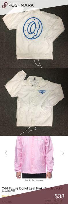 d6102578df5f10 OFWGKTA Dounut Windbreaker Jacket New Brand new OFWGKTA Dounut jacket. High  quality