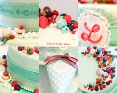 dettagli cake, frutti di bosco, decorazioni di pdz, www.facebook.com/pages/Cake-Craft-Luna