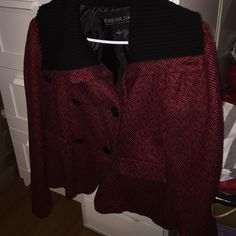 Forever 21 Plus Size Jacket Abstract print jacket. Forever 21 Jackets & Coats
