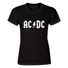 Camisetas AC/DC. Alto voltaje #camiseta #realidadaumentada #ideas #regalo