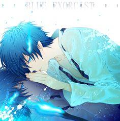 Ao no exorcist / Blue exorcist Okumura Rin