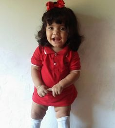Pra te ver sorrir eu posso colorir o céu de outra cor Morro de amores @minidiva #itbaby #instababy #minidigitalinfluencer #style #minifashionista #babyfashion #lookinho #minidiva #lookdodia #babymodel #cutebaby #fashionkidsbrasil #babystyle #instakids #maecoruja #igbabies #instafashion #modainfantil #postmyfashionkid #itkidsbrasil #laço #instalove #maedeprincesa #itgirl #cute #princess #babywear #lookoftheday