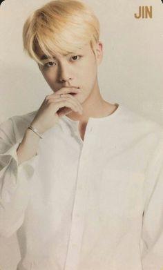 Jin || Youth_Photocard