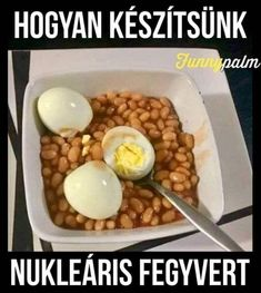 Nuclear Bomb, C'est Bon, Cooking Recipes, Eggs, Breakfast, Funny, How To Make, Food, Memes Humour