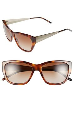 Burberry+56mm+Sunglasses+available+at+#Nordstrom