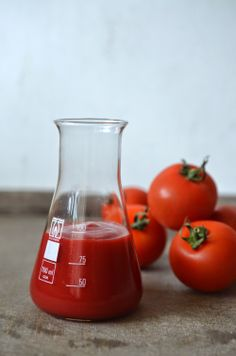 Ninas kleiner Food-Blog: Johannisbeer-Tomaten-Ketchup