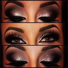 ♥ It's a Little more dramatic than what I would normally go for, but gorgeous nonetheless!