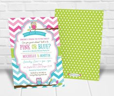 Browse our Kids Printable Birthday Invitation Templates. We edit our templates with your party details and send to your email. An affordable, timesaving alternative to traditional printed invitations. Gender Reveal Party Invitations, Party Invitations Kids, Printable Birthday Invitations, Personalized Invitations, Party Printables, Reveal Parties, Custom Items, Invitation Design, Owl