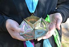 Everyone has a race medal that means something special to them – from their first race to the one that had the most meaning, looking at medals can bring ba