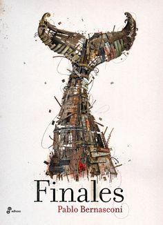 PABLO BERNASCONI: Finales - Nuevo libro para adultos