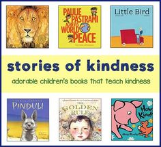 Stories for kids about kindness.  Bibliotherapy.  Counselors, join us at: Facebook.com/LifesLearningForCounselors *. http://lifeslearning.org/  Twitter: /sapelskog/