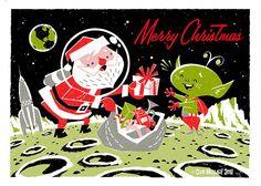 Merry Christmas! | Illustrator: Glen Mullaly - http://glenmullaly.com