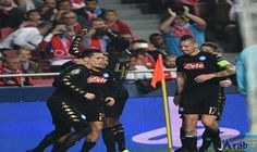 Napoli beats Benfica 2-1 in UEFA Champions…