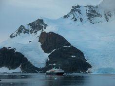 Antarctica - grandeur writ large