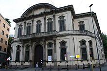Ville e palazzi di Milano - Wikipedia