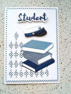 Inspire Me, Cardmaking, Graduation, Projects To Try, Students, Butter, Scrapbooking, Inspiration, Cards