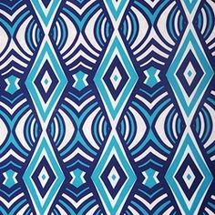 Fabric Store - ITY Geometric - ML243217 - Blue
