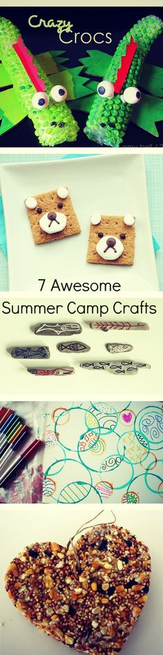 Kiwi Crate picks: 7 Awesome Summer Camp Crafts