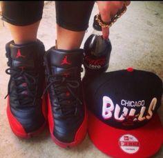 47235ea7d4b 𝓒𝓱𝒆𝓻𝓻𝔂 🎀 𝓓𝓸𝓵𝓵 Air Jordan Sneakers