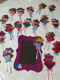 This Pin was discovered by Duy Felt Crafts, Diy And Crafts, Crafts For Kids, Arts And Crafts, Paper Crafts, Felt Flowers, Fabric Flowers, Decorate Notebook, Art N Craft