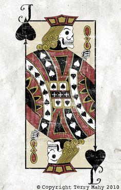 Jack of Spades by ~Terraldo on deviantART