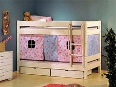 10 dormitorios infantiles divertidos
