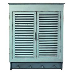 Found it at Wayfair - Louvered Cabinet