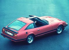 Datsun 280ZX T Roof 1982