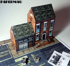 Free Original and Exclusive Paper Models and the Best, Rare and Unusual Papercrafts of all the World! - Updated Daily!