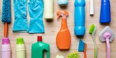 8 produits ménagers que vous utilisez mal (des erreurs à ne plus faire !) Troubles Digestifs, Detox, Water Bottle, Drinks, Couture, Homemade Scrub, Nail Fungus, Sodium Bicarbonate, Cleaning