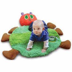 Eric Carle The Very Hungry Caterpillar Playmat