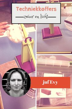 Juf Evy vertelt hoe zij techniek met kleuters doet. Ze gebruikt hier techniekkoffers voor, lees ook de andere berichten in deze serie! Vandaag: de balans.