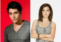 Days of Our Lives 2015 Previews: Freddie Smith and Jen Lilley