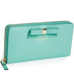 Kate Spade Holly Street - Lacey Zip Around Wallet
