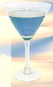 cocktail blue alcoholvrij