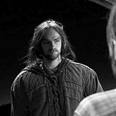 kili from the hobbit gif | The Hobbit • Aidan Turner as Kili.