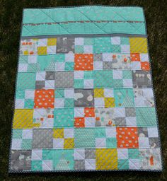 neutral baby quilts - Google Search