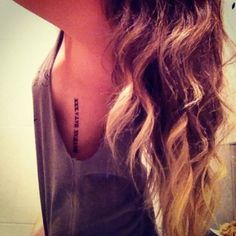 Tattoo Placement | Women Tattoo Ideas