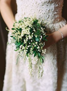 Lily of the Valley Bouquet | Brides.com