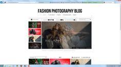 esta pagina me interesa bastante por que es un blog de fashion photography donde puedo encontrar toda la información relacionada con fotografía y la industria de la moda como tendencias, noticias, trabajos mas destacados, fotógrafos importantes en la industria, etc.