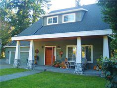 Blue Ridge / Broadview House Painting