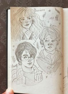 Check out our Harry Potter Fanfiction Recommended reading lis… Love Harry Potter? Check out our Harry Potter Fanfiction Recommended reading lists – fanfictionrecomme… Harry Potter Sketch, Arte Do Harry Potter, Harry Potter Artwork, Harry Potter Drawings, Harry Potter Painting, Harry Potter Hermione, Harry Potter World, Art Drawings Sketches Simple, Cute Drawings