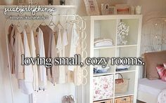 Just Girly Things Small Cozy Rooms