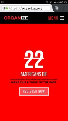US nationwide Organ donor database - https://organize.org/