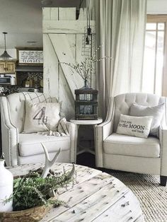 Rustic farmhouse decor ideas on a budget (36)