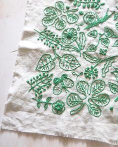 parti craft, fun craft, botan garden, botanicalgardengreenjpg, yumikohiguchi, craft idea, botanical gardens
