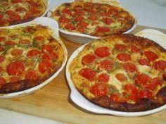 Tomato Clafoutis (MyDukanDiet.com)